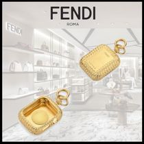 FENDI Smartwatch case in metallo Fendi X Chaos