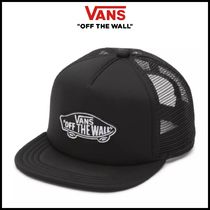 新作!! ◆VANS◆ BOYS CLASSIC PATCH TRUCKER HAT