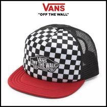 新作!! ◆VANS◆ CLASSIC PATCH TRUCKER PLUS HAT