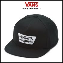新作!! ◆VANS◆ BOYS FULL PATCH SNAPBACK