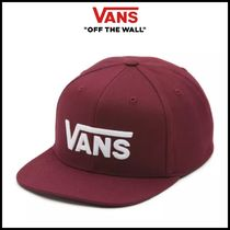 20-21AW新作!! ◆VANS◆ BOYS DROP V SNAPBACK HAT