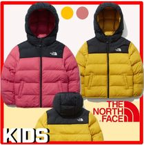 ☆人気☆THE NORTH FACE☆K'S COLOR T-BALL NUPTSE HOODI.E☆