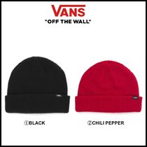 20-21AW新作!! ◆VANS◆ BOYS CORE BASICS BEANIE