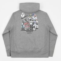 【Fucking Awesome】 Society Hoodie ☆フーディ☆Grey☆英国発