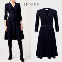 ◆Hobbs London◆Ellie Knitted Dress