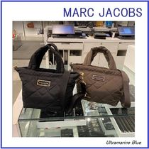MARC JACOBS☆QUILTED NYLON MINI TOTE☆ミニ・トート☆