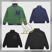 【OCTOBERS VERY OWN】OVO POLARTEC REVERSIBLE BOMBER★1枚2役