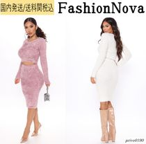 送関込【FashionNova】Knit's The Perfect Combination SkirtSet