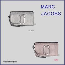 MARC JACOBS☆THE SNAPSHOT GLITTER COMPACT WALLET☆