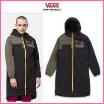 20-21AW新作!! ◆VANS◆ 66 SUPPLY LONG ANORAK MTE JACKET