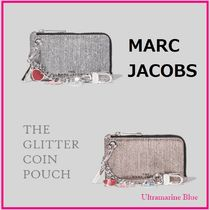 MARC JACOBS☆THE GLITTER COIN POUCH☆