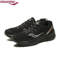 ☆SAUCONY WMNS EXCURSION TR14 BLACK/CHAR 国内発送 正規品!