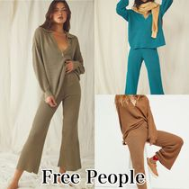 Free People セーター&パンツセット 3色展開 関税送料込