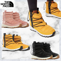 【THE NORTH FACE】完売必須★WOMEN'S THERMOBALL LACE-UP BOOTS