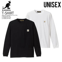 Kangol(カンゴール) Tシャツ・カットソー 即納★希少!日本正規品★KANGOL★ONE POINT KG L/S TEE★LCT0082