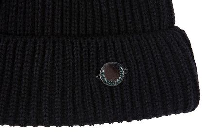 ROMANTIC CROWN ニットキャップ・ビーニー ROMANTIC CROWN★BTS愛用★LAUREL LOGO WATCH CAP(20)