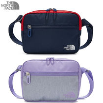 [THE NORTH FACE] K'S COLOR BLOCK CROSSBAG ☆大人気☆