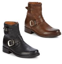 Sale! 素敵なnew FRYE Vicky Leather Booties