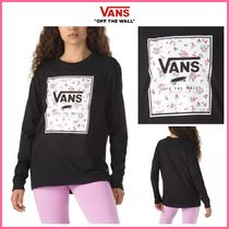 20-21AW新作!! ◆VANS◆ BOXED IN LONG SLEEVE BOYFRIEND TEE