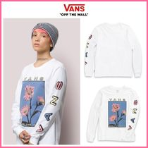 20-21AW新作!! ◆VANS◆ HARD GARDEN LONG SLEEVE BOYFRIEND TEE