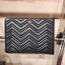GUCCI★GG Leather Laptop Case グッチ レザー パソコン ケース