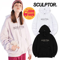 SCULPTOR 3D Embroidery Logo Hoodie BBH755 追跡付