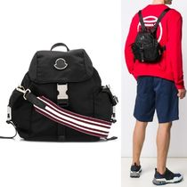 【MONCLER】Dauphine 2WAY Backpack ブラック
