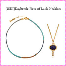 【VINTAGE HOLLYWOOD】Daybreak+Piece of Luck Necklace〜2連set