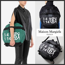 Maison Margiela☆MM⑥xTNF Circle Base Camp backpack☆送料込