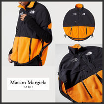 Maison Margiela☆MM⑥ x TNF Circle Denali jacket☆送料込