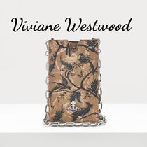 【Vivienne Westwood】DOLCEチェーン付きスマホホルダー