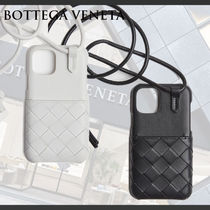 BOTTEGA VENETA ◆ IPHONE 11 PROケース ◆ イントレチャート