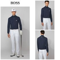 Hugo Boss(ヒューゴボス) メンズ・トップス 【HUGO BOSS】☆ゴルフ☆ The Open exclusive zip-neck sweater