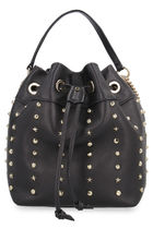 JIMMY CHOO ♠Juno leather bucket bag