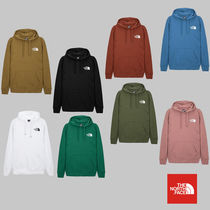 ★THE NORTH FACE★BOX PULLOVER HOODIE★裏起毛★8色