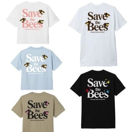 【GOLF WANG】 SAVE THE BEES Tシャツ