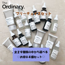 【The Ordinary ジオーディナリー 選んで4本セット 全29種類】