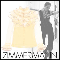 【関税/送料込み】ZIMMERMANN / LUCKY TIERED BLOUSE