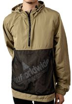 HUF Wire Frame 2.0 Anorak Jacket Dried Herb L