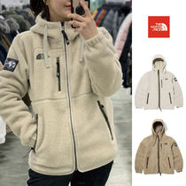 [THE NORTH FACE] NJ4FL62 7SE FLEECE HOODIE JACKET フリース