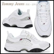 *TOMMY JEANS*レースアップスニーカー【関税/送料込】