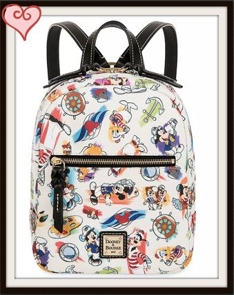 ★ミッキーDisney Ink & PaintバックパックbyDooney & Bourke