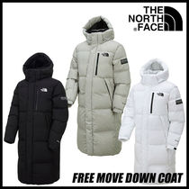 【THE NORTH FACE】 ★新作★ FREE MOVE DOWN COAT