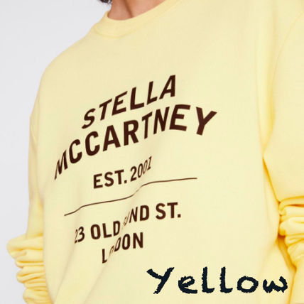 Stella McCartney スウェット・トレーナー Stella McCartney☆23 OBS Organic Cotton スウェット☆送料込(7)