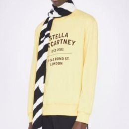 Stella McCartney スウェット・トレーナー Stella McCartney☆23 OBS Organic Cotton スウェット☆送料込(10)