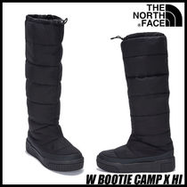 【THE NORTH FACE】 ★新作★ W BOOTIE CAMP X HI