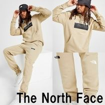 ■The North Face■ ロゴ セットアップ ベージュ (送関税込)