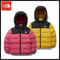 ☆THE NORTH FACE☆ K'S COLOR T-BALL NUPTSE HOODIE