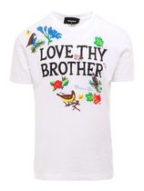 Tシャツ - Love Thy Brother