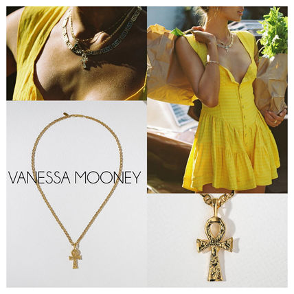 LA発!【 Vanessa Mooney 】THE WORLD ON FIRE NECKLACE